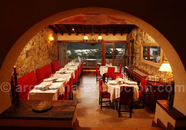 Restaurant, Hôtel Aldebaran