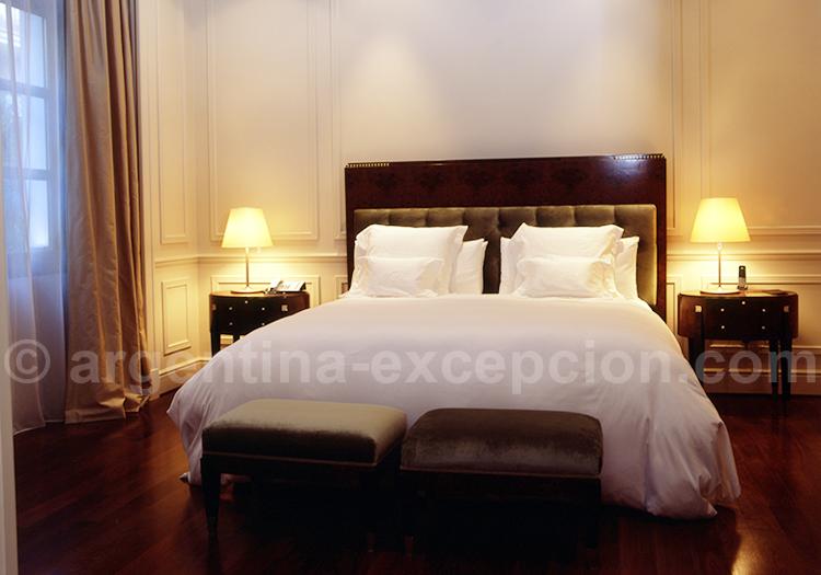 Chambre double, Hôtel Algodon Mansion
