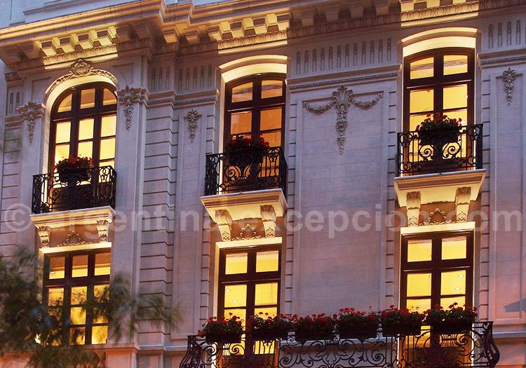 Hôtel Algodon Mansion