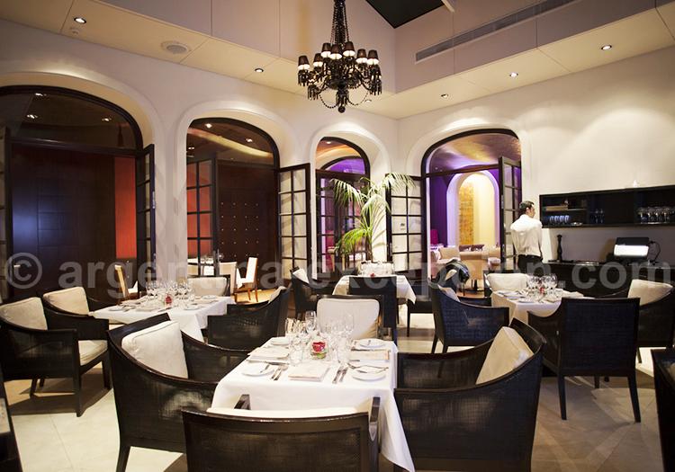 Restaurant, Hôtel Algodon Mansion