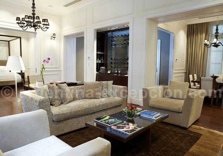 Suite, Hôtel Algodon Mansion