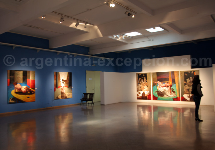 Musée Quinquela Matrin, Buenos Aires