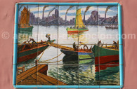 peintures murales quinquela martin