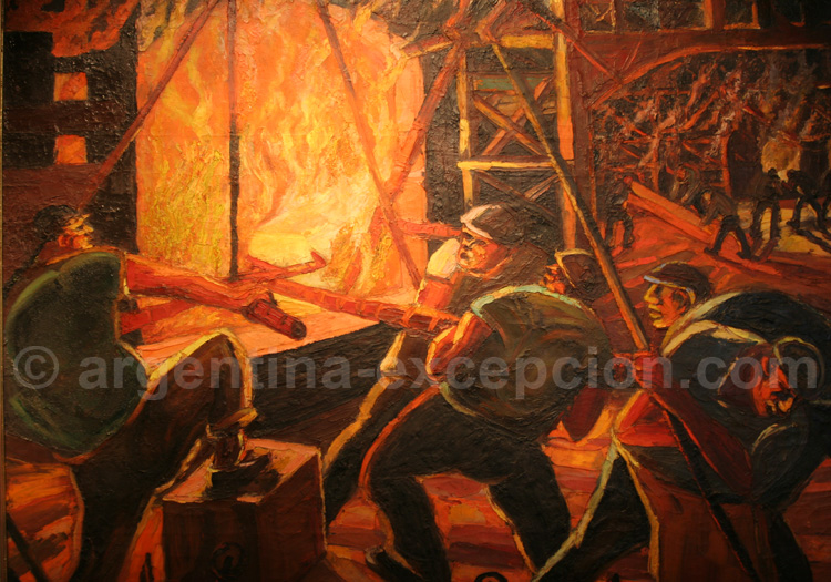 Peintures de Quinquela Martín