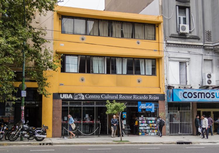 Centre Culturel Rojas