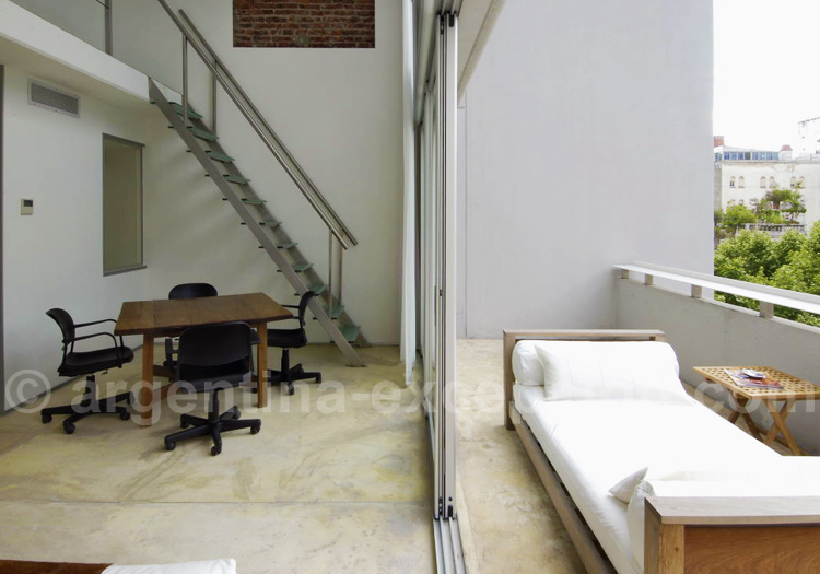 Duplex, Hôtel Design CE