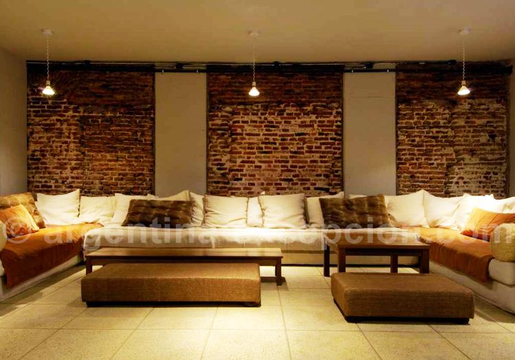 Salon, Hôtel Design CE