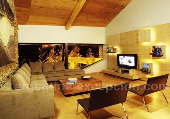 Living, Hôtel Design Suites El Calafate