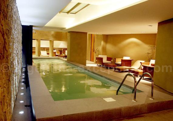 Spa, Hôtel Esplendor Calafate