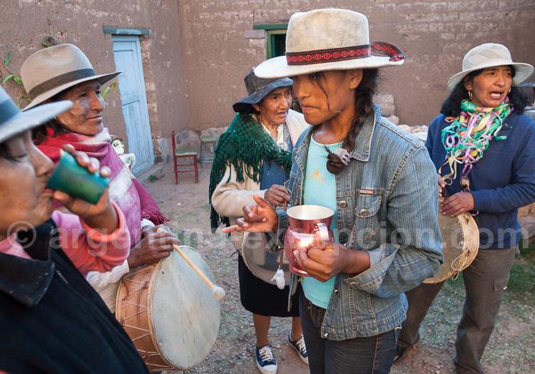 Fête Inti Raymi, Humahuaca