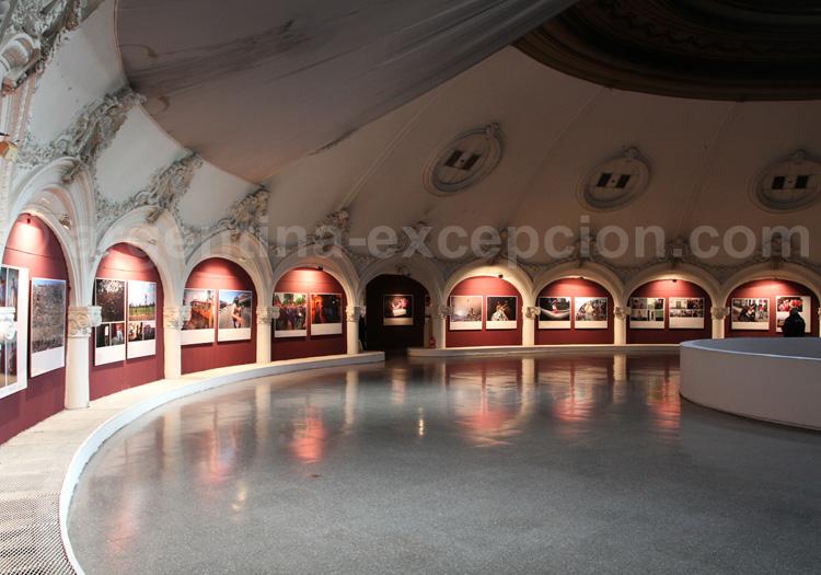 Exposition de photojournalisme argentin, Palais des Glaces