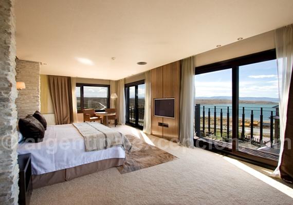 Chambre double, Imago Hôtel et Spa