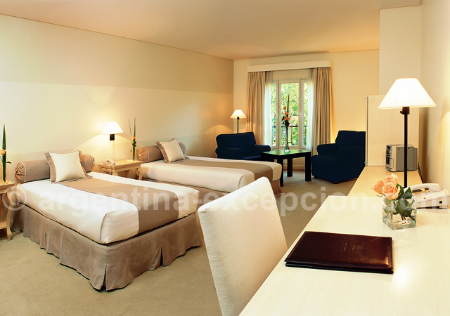 Chambre double, Loi Suites Recoleta