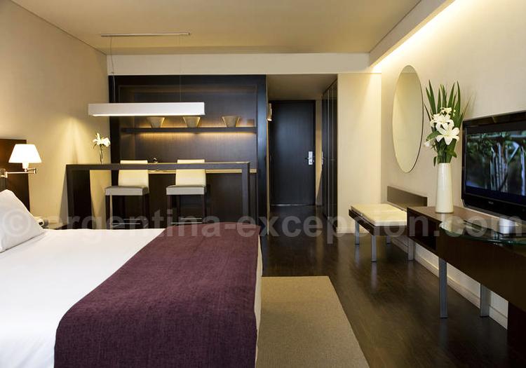 Chambre double, Hôtel Madero