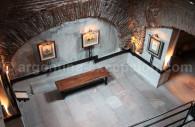 galeries souterraines du zanjon de granados