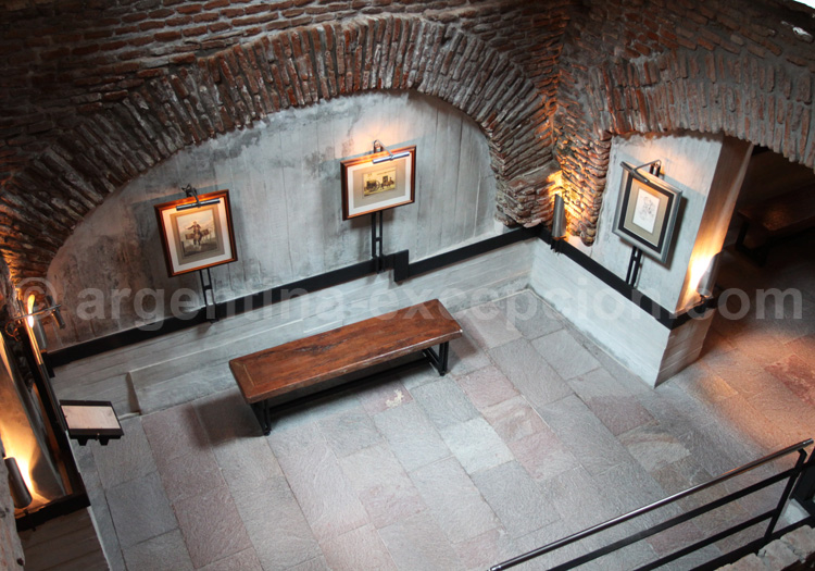 Galeries souterraines du Zanjón de Granados