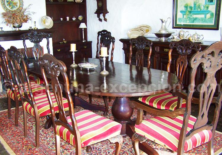 Comedor, Hôtel Posada Hambaré