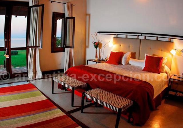 Chambre double, Hôtel Puerto Valle