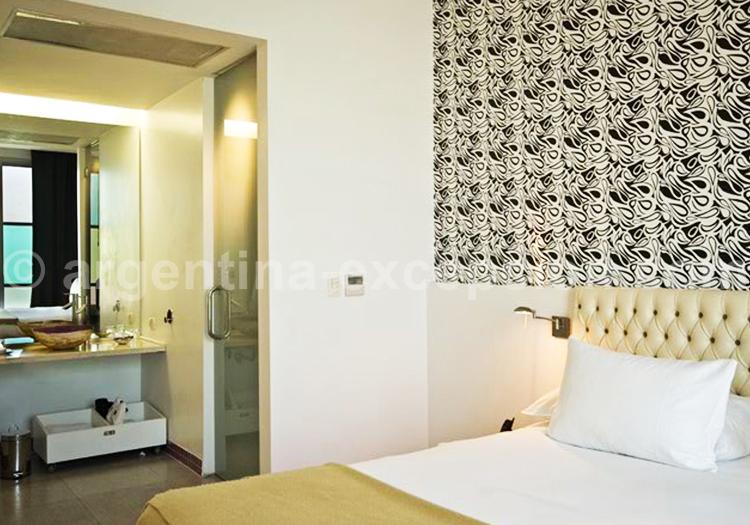 Chambre double, Hôtel Boutique Vitrum