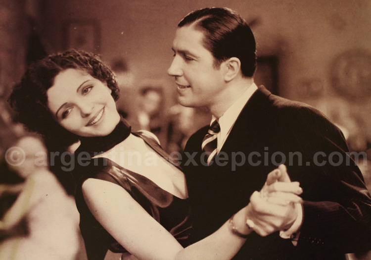 Gardel au cinéma en 1934