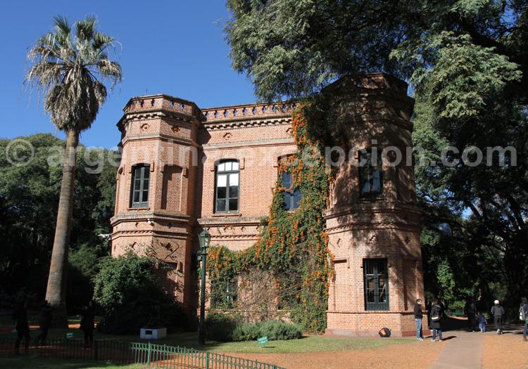 Administration du jardin botanique de Buenos Aires