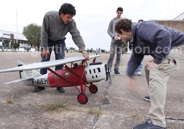 Aéromodélisme aérodrome de Moron