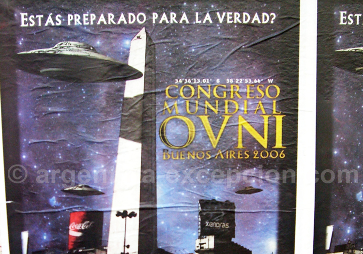 Aliens en Argentine
