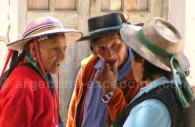 Argentinian indigene women