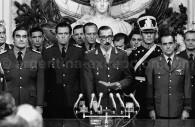 Argentine sous le régime de la dictature militaire. Palais de Glace
