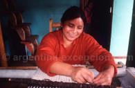Artisane mapuche