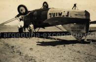 Les aventures de l'Aéropostale. Archive G. Pellaton