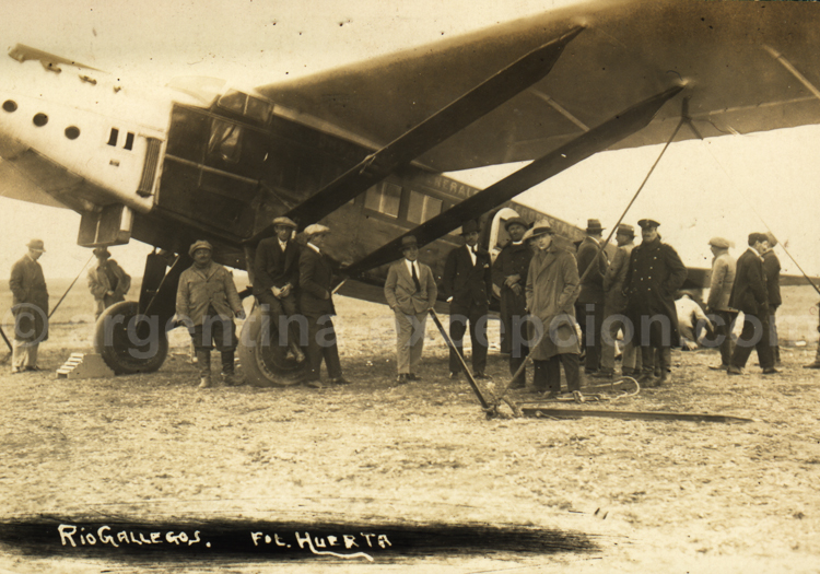 Les avions de l'Aéropostale. Archive Gilbert William Pellaton