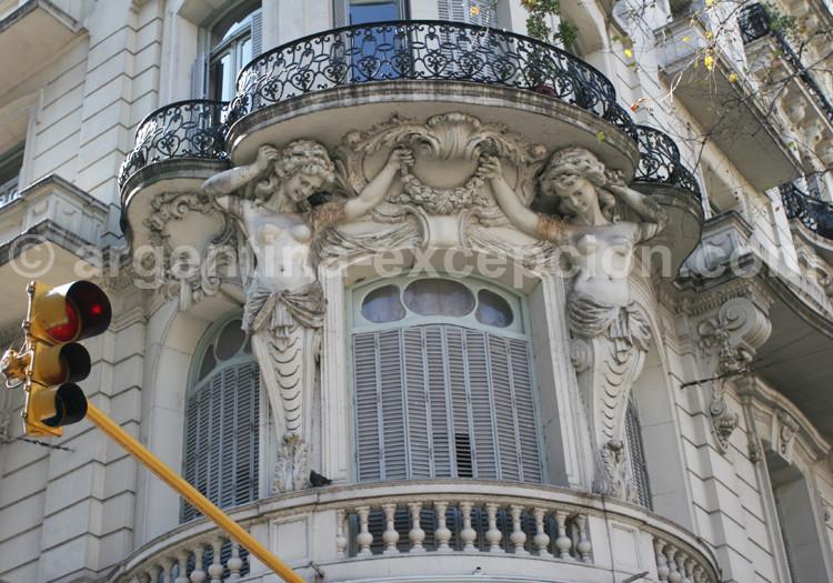 architecture de buenos aires argentine le style nouveau