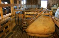 Ballots de laine Patagonie