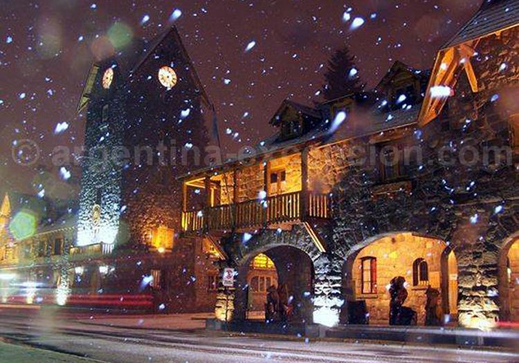 Bariloche-Centro-Crédits Facebook Fiesta Nacional de la Nieve