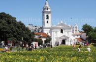 Basilica Nuestra Señora de Pilar, Recoleta