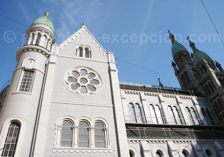 Basilique du Saint Sacrement, Buenos Aires