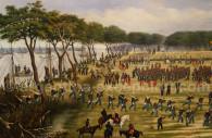 Bataille de Curuzú 1891 guerre du Paraguay musées des Beaux Arts