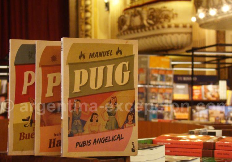 Bibliographie de Manuel Puig