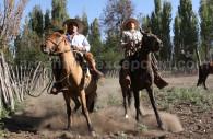 Caballeros en Mendoza