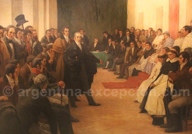 Cabildo abierto à Buenos Aires, 22 mai 1810