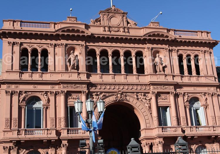 Casa Rosada, place de Mai, Buenos Aires