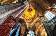 Voûte de la Cathédrale La Plata