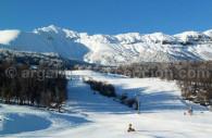 ski cerro castor argentine