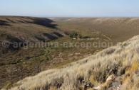 puesto cerro negro ruisseau Yaucha