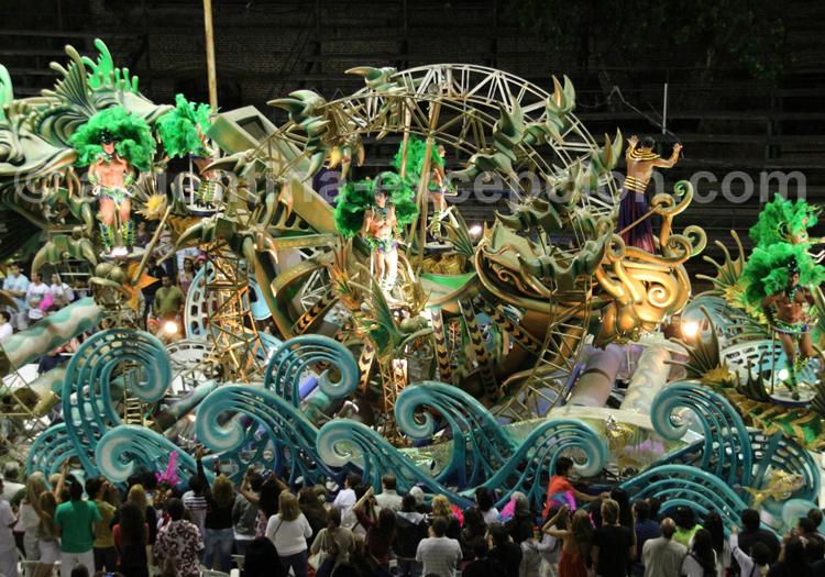 Char, Carnaval de Gualeguaychú