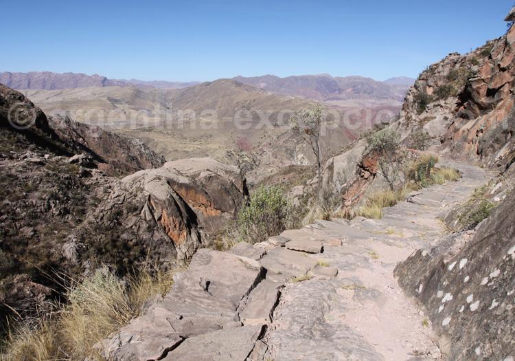 Chemin Inca, de Quito à Mendoza et Santiago, patrimoine mondial de l'Unesco