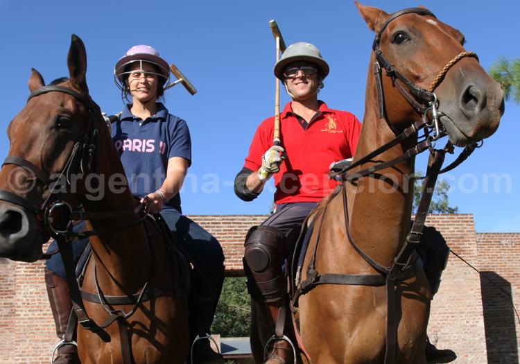 chevaux de polo