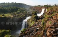 Chutes Iguaçu Argentine