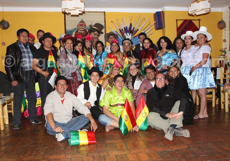 Communauté bolivienne en Argentine